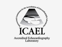 ICAEL, Logo | Accredited Echocardiography Laboratory